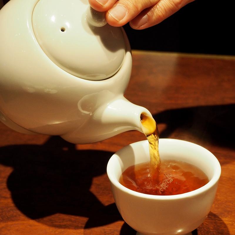 茶葉茶本舗・カフェ