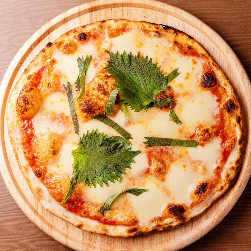 ローマピザ/pizza