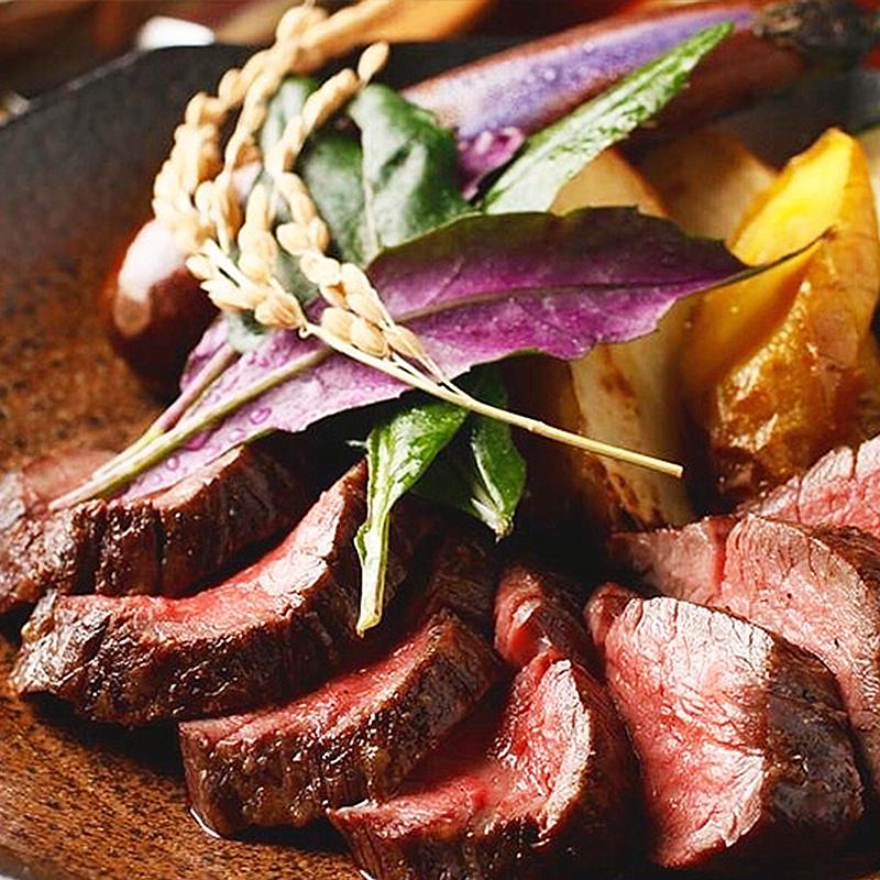 肉料理/Meat dish